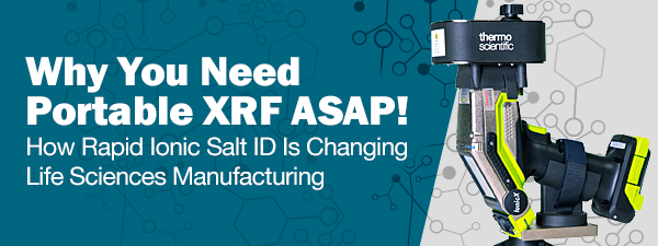 IonicX - Why You Need Portable XRF Webinar Banner